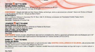 """VIII FESTIVAL """"I BORGHI PIU' BELLI D'ITALIA"""""""