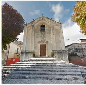 Fondi Cipe Chiesa S. Salvatore