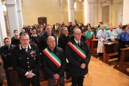 Inaugurazione Chiesa San Sebastiano