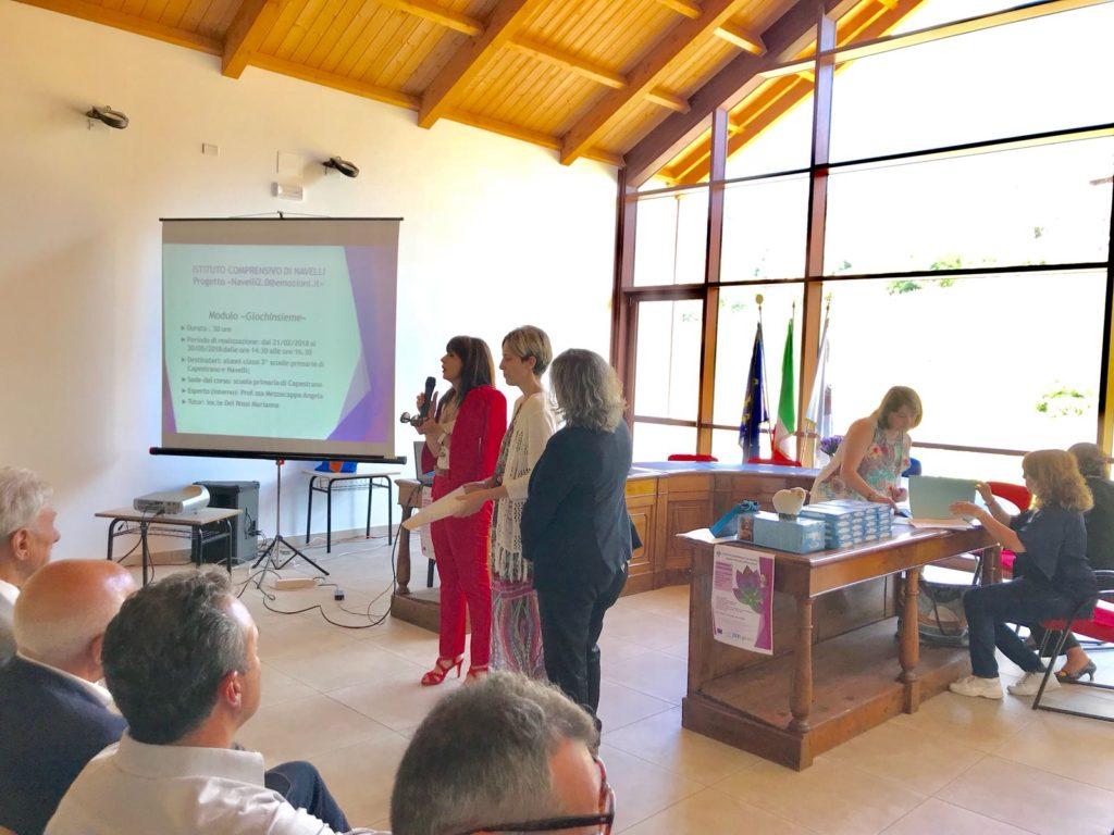Progetto navelli2.0@emozioni.it – CERIMONIA CONCLUSIVA