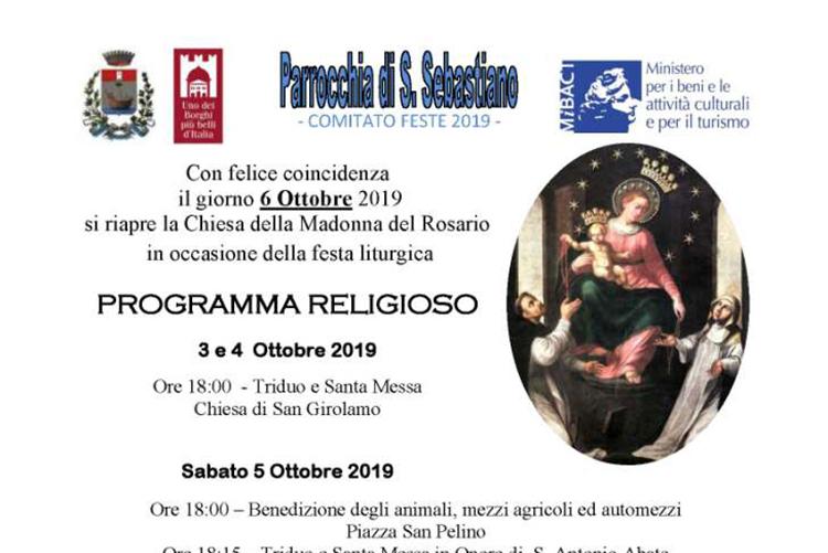 Festa Madonna del Rosario