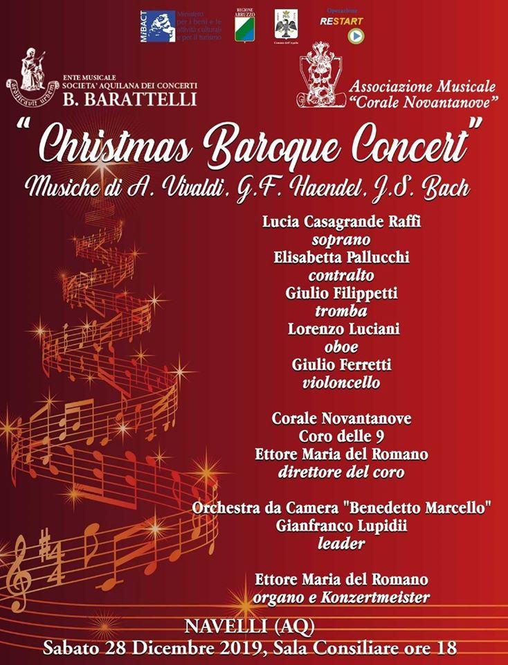 Christmas Baroque Concert
