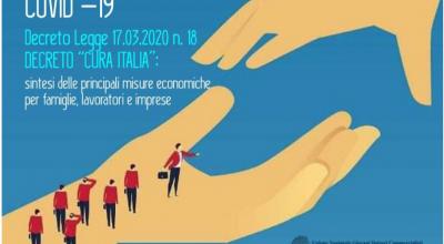 Decreto Cura Italia – SINTESI