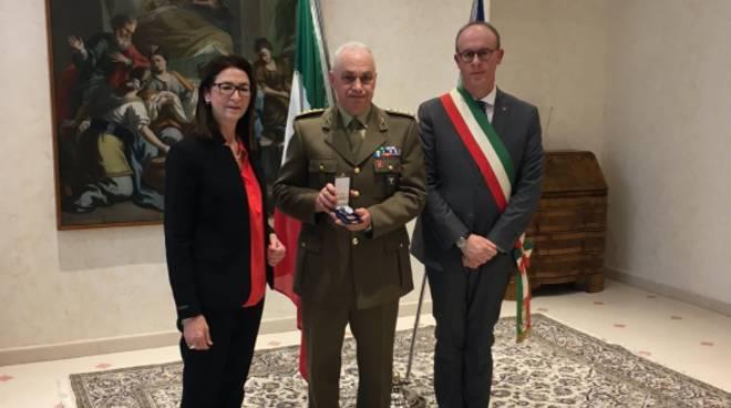 Giornata della memoria, a Navelli medaglia d'onore a Noè Stefano Cantalini