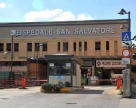 CORONAVIRUS: DA NAVELLI SOSTEGNO AL SAN SALVATORE, DONATI 1.500 EURO