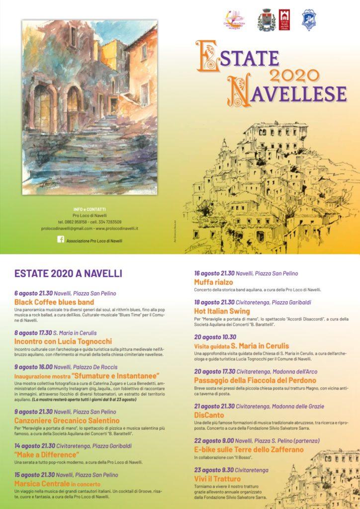 Estate Navellese